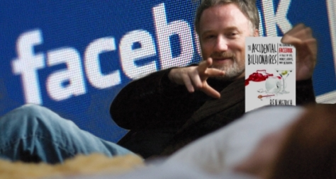 David Fincher - Livro Bilionarios por Acaso Download Facebook Mark Zuckerberg