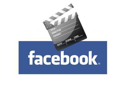 Facebook aluga filmes online